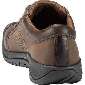 Keen M's Austin Shoes Chocolate Brown